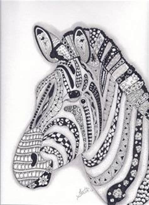 zentangle zebra pattern 1000 images about zentangle patterns on pinterest