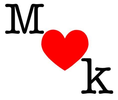 k love m