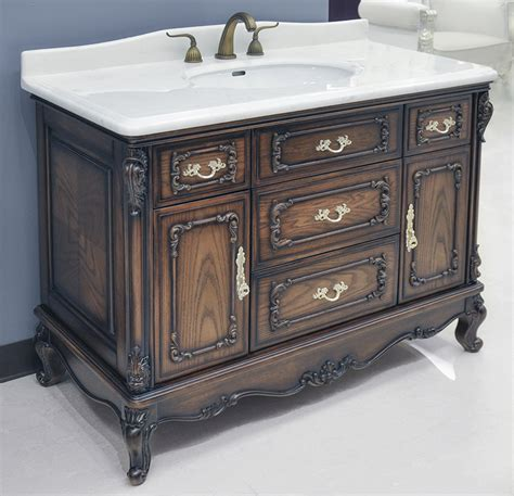 Antique Bathroom Vanities Marseille Antique Bathroom Vanity Set