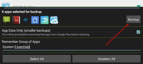 backup apk and data without root how to backup and restore data on android without root