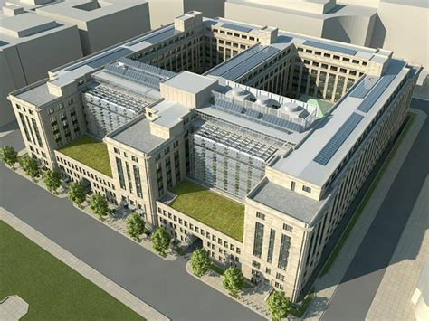 design guidelines for government buildings green design spree aims to trim u s government s big