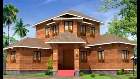 Interlocking Brick House Plan Distinctive Maxresdefault Low Cost Modern Kerala Home