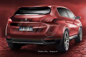 All Peugeot Cars Peugeot 3008 Ii 2015 2016 Forocoches