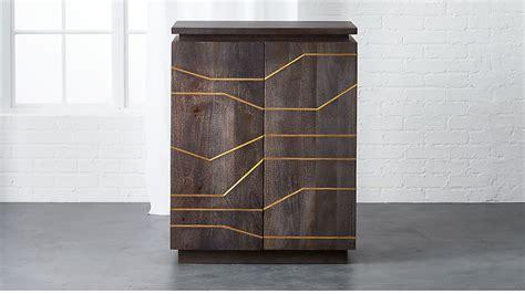 Cabinet Bras by Brass Inlay Cabinet Cb2