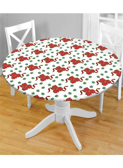 fitted tablecloths for oval tables christmas tablecloths oval table