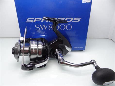 Shimano Spheros Sw8000 shimano spheros sw8000 fishing reel end 11 18 2017 2 45 pm
