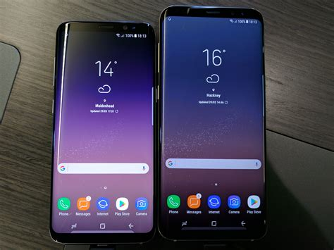 samsung s8 plus s8 plus samsung galaxy s9 plus vs galaxy s8 plus what s the