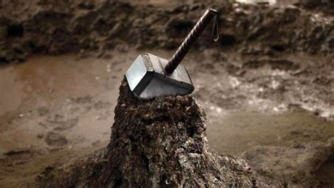 movie thor hammer mourning mjolnir a video tribute to thor s lost hammer