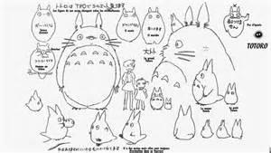 traditionalanimation twitter quot hayao miyazaki quot neighbor totoro quot model sheets hayao
