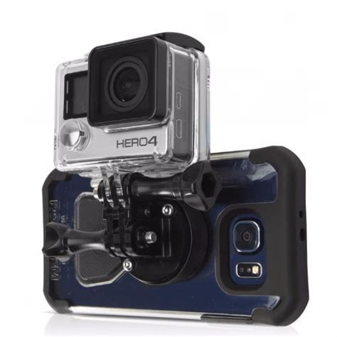 Gopro For Samsung rokform now offers gopro mounts for apple and samsung
