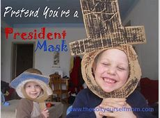 The Do-It-Yourself Mom: President's Day Preschool Activity ... Made My Day