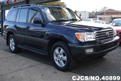 how cars run 2003 toyota land cruiser windshield wipe control 2003 left hand toyota land cruiser blue for sale stock no 40899 left hand used cars exporter