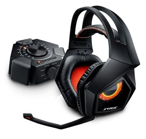 Headset Asus strix 7 1 headphones headsets asus global