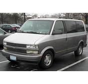 Chevrolet Astro  Wikiwand