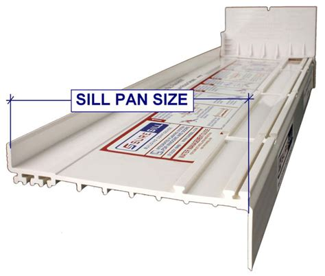 Sill Pan For Patio Door Suresill Sloped Sill Pan Suresill Protect Your Investments