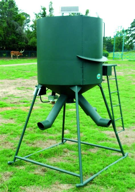 Outback Wildlife Feeders outback wildlife feedersprotein corn combo feeders