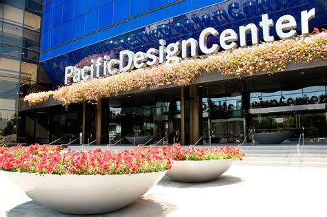 design center west pacific design center west hollywood ca park west