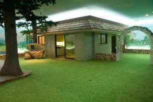 underground home 1970s underground home built as cold war era hideaway on