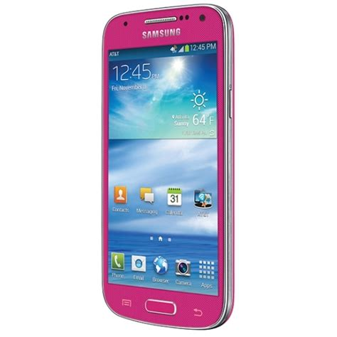 themes samsung s4 mini samsung galaxy s4 mini in pink coming soon to at t