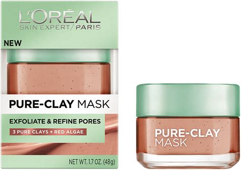 L Oreal Detox Clay Mask Review by Review L Or 233 Al Revitalift Bright Reveal Collection