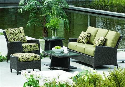 green outdoor furniture alternative cushions homefurniture org