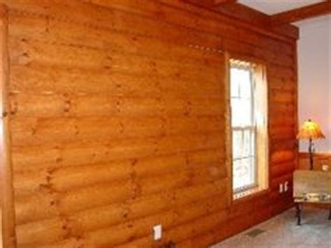 Faux Log Cabin Walls by Faux Log Cabin Interior Walls Log Siding Rustic Log Railings Tongue And Groove Paneling All