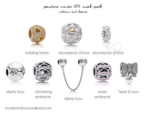 pandora winter 2015 updated pictures prices mora pandora