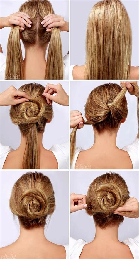 hairstyles for long hair to do yourself how to do cute and easy hairstyles on yourself hairstyles