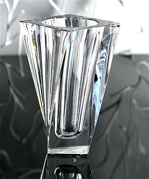 Orrefors Tornado Vase by Orrefors Tornado Vase Small