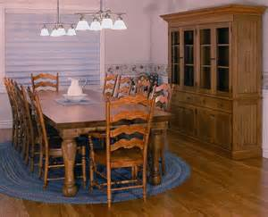 Dining Room Table And Hutch Sets by Custom Dining Table And Hutch By Terry S Fine Woodworking
