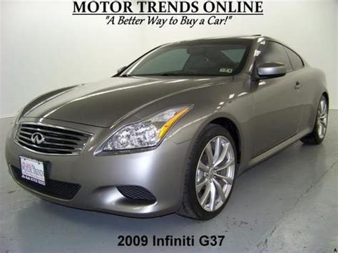 how does cars work 2009 infiniti g37 navigation system find used g37 g37x awd coupe 2 door 3 7l in edwardsville illinois united states
