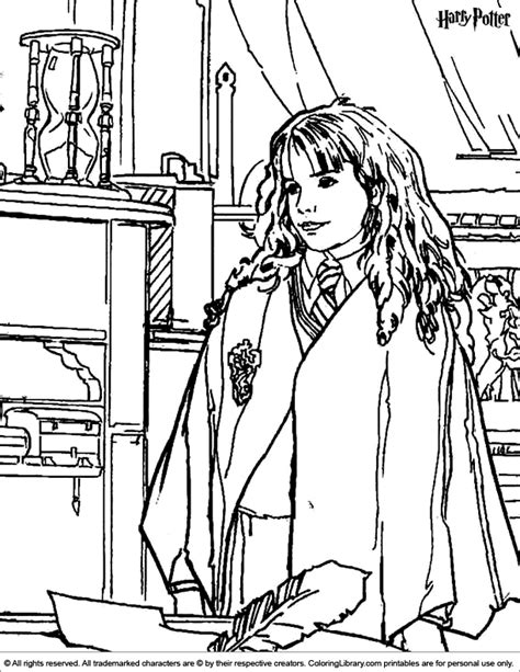 harry potter movie coloring pages harry potter coloring picture