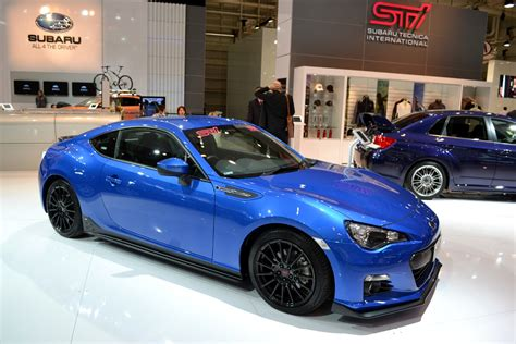 custom subaru brz turbo subaru cars brz turbo reportedly in development