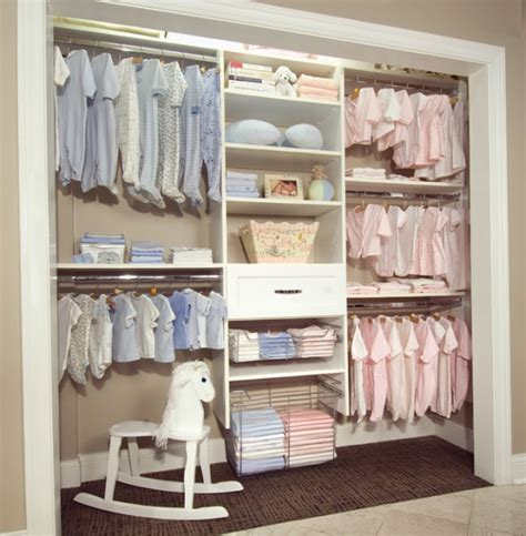 make your own closet dividers baby clothes home design ideas