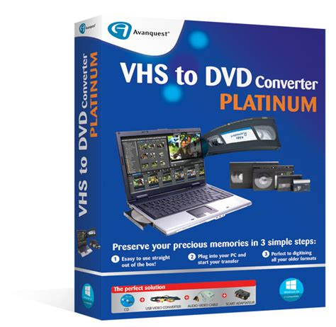 cassette to dvd converter vhs to dvd converter preserve precious memories in just