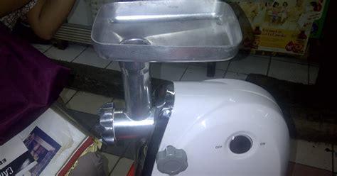 Mesin Giling Ikan Untuk Pempek sentral gas harga mesin giling daging grinder