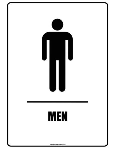 men and women bathroom symbols men bathroom sign cliparts co