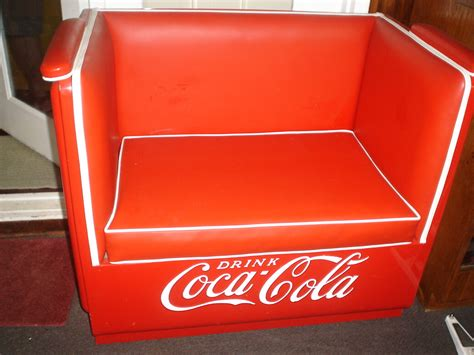 Coca Cola Couch And Loveseat Collectors Weekly