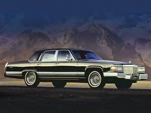 Cadillac Models 1990s Cadillac Brougham 1990 Models Auto Database