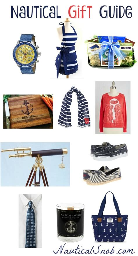 nautical gift guide 2015 nautical snob