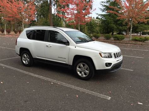 2015 Jeep Compass 2015 Jeep Compass Review Cargurus