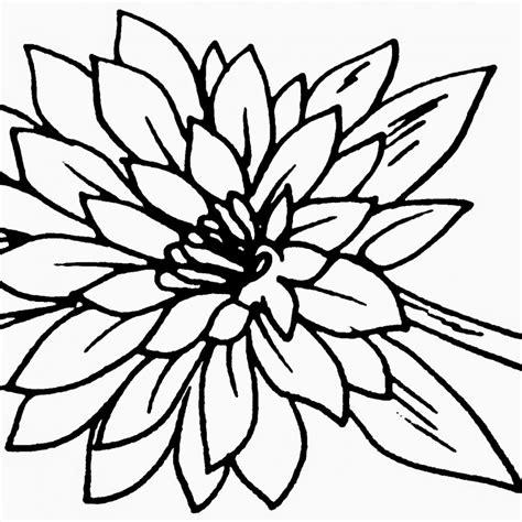 gambar daun hitam putih clipart best