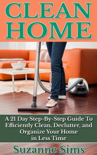 how to clean house fast and efficiently books direct quot clean home quot by suzanne sims