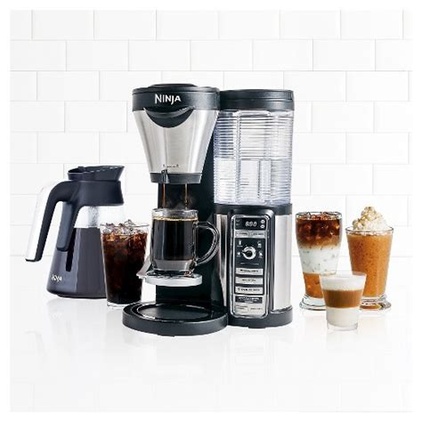 Ninja Coffee Bar Coffee Maker with Glass Carafe : Target