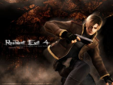 rev wall resident evil 4 wallpaper 33549725 fanpop