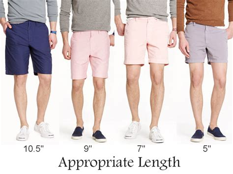 Celana Pendek The Carpenter S a gentleman s guide to wearing shorts the sharp gentleman