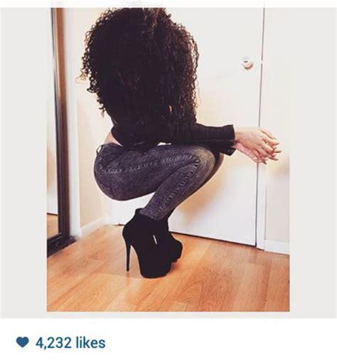 High Heels Sdh 169 shoes heels black black heels dope high heels high heels black high