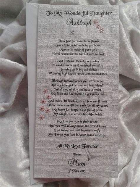 Wedding Keepsake Quotes by Wedding Quotes Or Parents Of The To Their