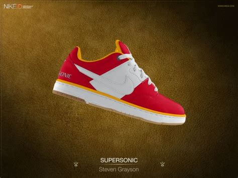 nike sonic shoes nike sonic trainers by sonicman88 on deviantart