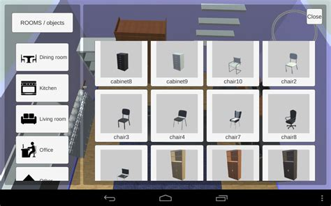 5 free online room design applications room creator interior design android apps on google play
